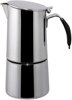 Ilsa Omnia Stainless Steel Expresso Maker 6 Cups