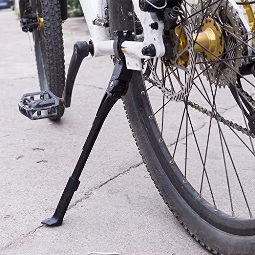 FOLOU Bike Kickstand Adjustable Rear Mount Aluminum Alloy Bicycle Kickstand for for 22-27 inch Mountain Bike Adult Bike