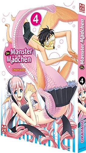 Die Monster Mädchen - Band 04