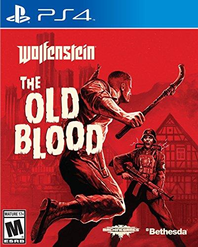 Wolfenstein: The Old Blood - PlayStation 4 by Bethesda
