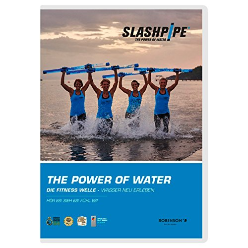 Slashpipe DVD The Power of Water 30 Min Original Functional Training