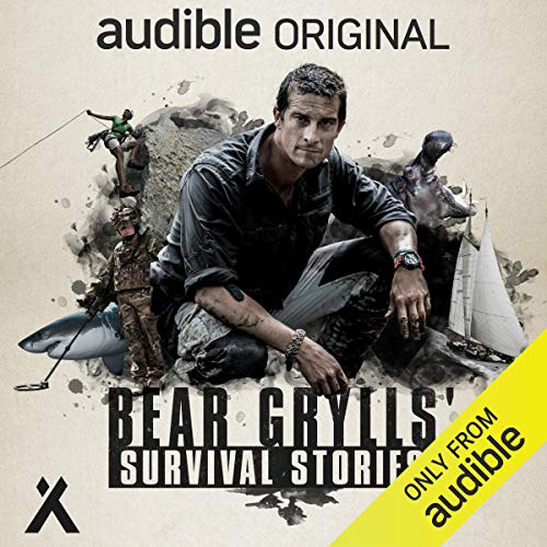 Bear Grylls' Survival Stories cover art