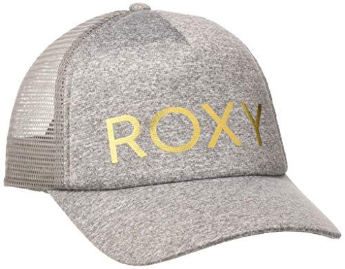 Roxy Soulrocker - Gorra Trucker para Mujer Gorra Trucker, Mujer, Heritage Heather, 1SZ