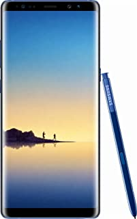 Samsung Galaxy Note8 N950F 4G LTE Unlocked by Samsung for all GSM Carriers Worldwide
