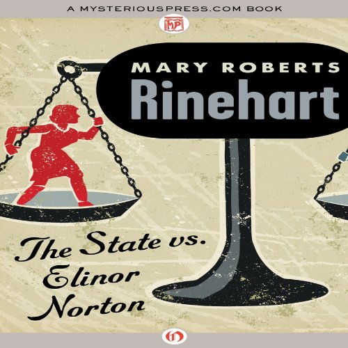 State vs. Elinor Norton audiobook cover art