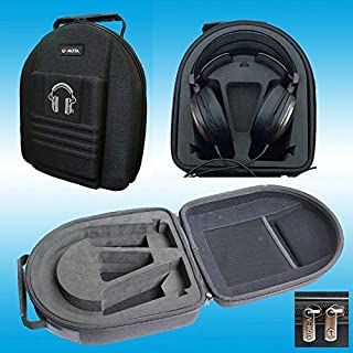 V-MOTA TDC Headphone Suitcase Carry case boxs for Audio-Technica ATH-L3000 ATH-W1000Z ATH-A950LTD ATH-W1000X ATH-W5000 ATH...
