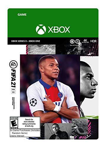 FIFA 21 Champions Edition – Xbox Series X S – Xbox One[Digital Code]
