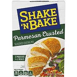 Shake 'N Bake Parmesan Crusted Seasoned Coating Mix (4.75 oz Box)