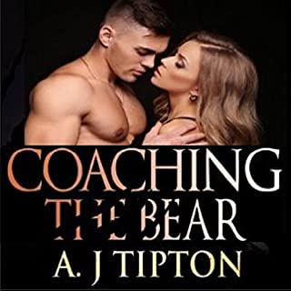 Coaching the Bear: A Paranormal Shifter Romance audiobook cover art