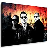 Bilder Kunstdrucke / Boikal / Bild mit Keilrahmen Depeche