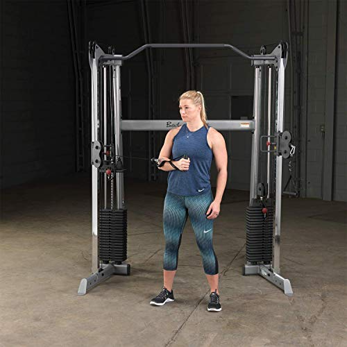 Product Image 2: Body-Solid GDCC200 Functional Training Center 200 for Weight Training, Home and Commercial Gym