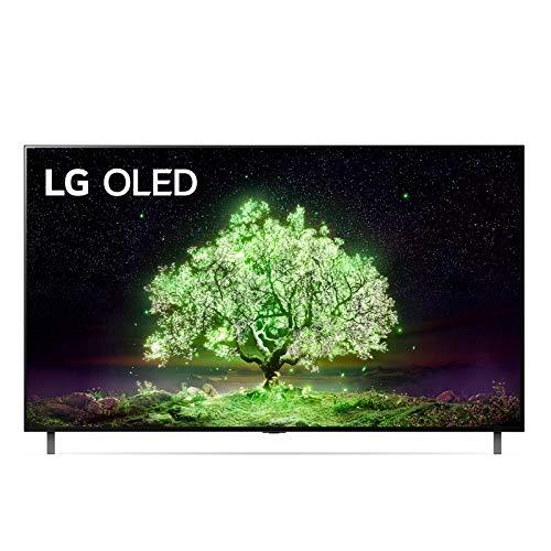 "LG OLED77A16LA Smart TV 4K 77"", TV OLED Serie A1 con Dolby Vision IQ, Dolby Atmos, Processore 4K α7 Gen4 con AI, Wi-Fi, AI ThinQ, FILMMAKER MODE, HDR 10 Pro, Google Assistant e Alexa Integrati"