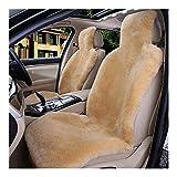 A-ffort Véritable Nouvelle-Zélande Sheepskin Seat Cover for SUV MPV Choisissez...