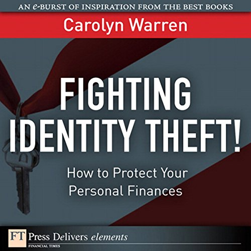 Fighting Identity Theft! audiobook cover art