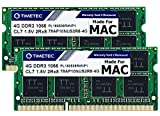 Timetec Hynix IC 8GB KIT(2x4GB) Compatible for Apple DDR3 1067MHz/1066MHz PC3-8500 SODIMM RAM