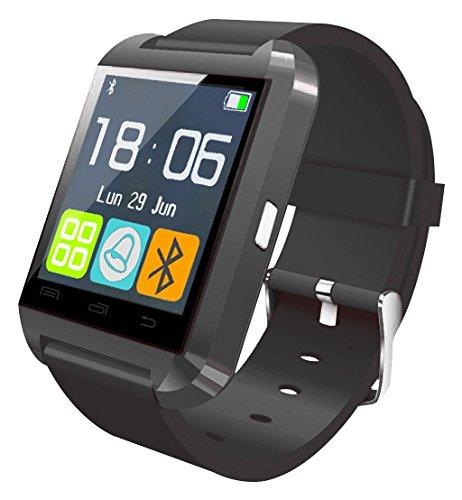 Airwatch aw-032/N Smartwatch für Smartphone schwarz