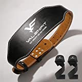 Valenfit Weightlifting Belt for Men and Women, 4 Inch Width with Adjustable Buckle | Gym Workout, Squats, Powerlifting,...