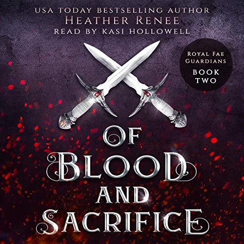 Of Blood and Sacrifice Titelbild