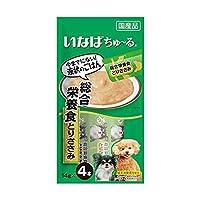 【セット販売】いなば 犬用ちゅ~る 総合栄養食 とりささみ (14g×4本)×6コ[ちゅーる]