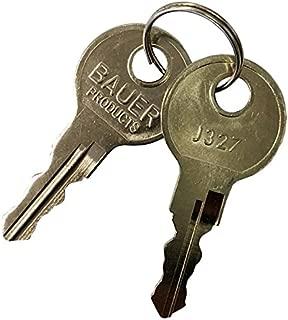 topper lock j327