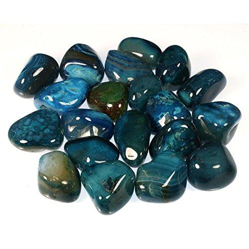 Ágata Azul Piedra secadora (20–25mm)