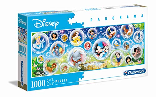 Clementoni 39515 Puzzle 1.000 Teile-Disney Classic