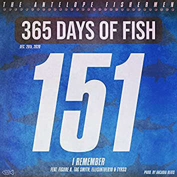 I Remember (feat. Figure 8, Tag Smith, EllisInThe810 & TYR33)
