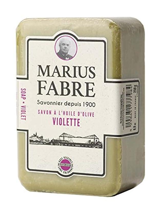 薄い発行する罰するサボンドマルセイユ 1900 バイオレット 250g
