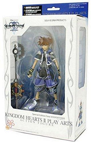 Kingdom Hearts 2 Wisdom Form Sora (Blue Version) (japan import)