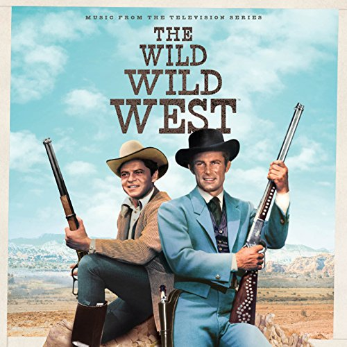The Wild Wild West: Limited Edition (4-CD Set)