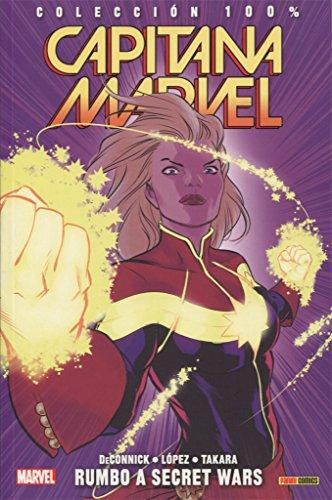 Capitana Marvel 4. Rumbo A Secret Wars