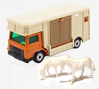 Matchbox Superfast wheels 1977 issue #40 Bedford Horse Box Truck