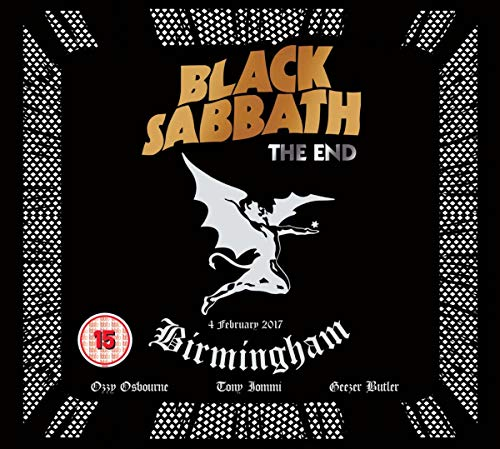 The End (Live in Birmingham) (CD + DVD)