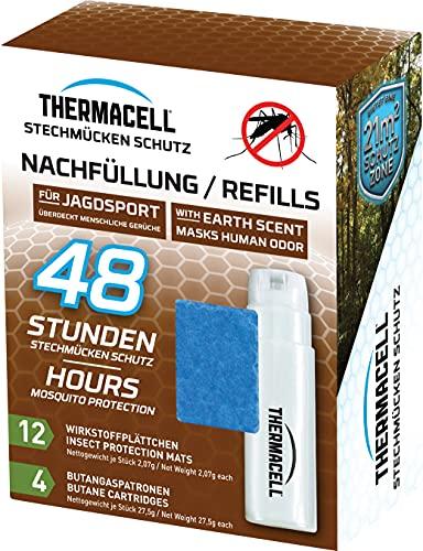 Thermacell Nachfüllung Jagd E-4