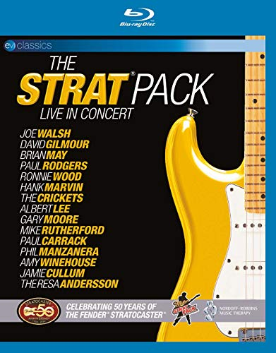 The Strat Pack: Live In Concert [Blu-ray]