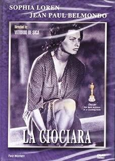 La Ciociara - Two Women [Dvd Region Pal]