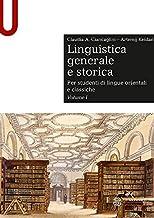 Permalink to Linguistica generale e storica. Per studenti di lingue orientali e classiche: 1 PDF