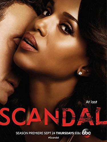 Coffret scandal, saison 5 [FR Import]