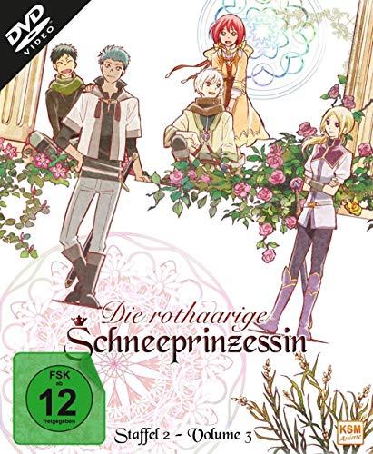 Die rothaarige Schneeprinzessin, Staffel 2, Vol. 3
