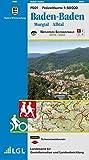 Baden-Baden: Murgtal Albtal (Freizeitkarten 1:50000)