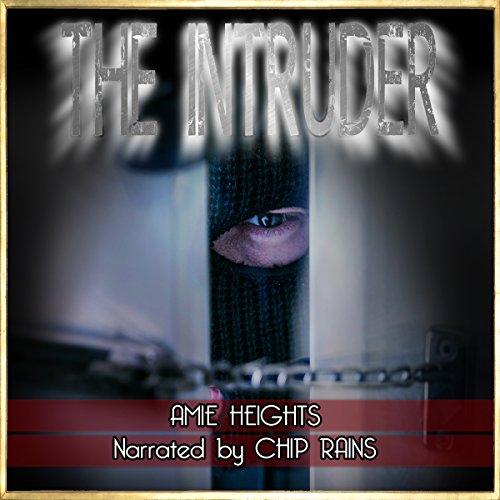 The Intruder audiobook cover art
