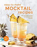 Easy-To-Make Mocktail Recipes: Non Alcoholic Drinks To Serve At Your Parties!
