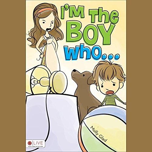 I'm the Boy Who cover art