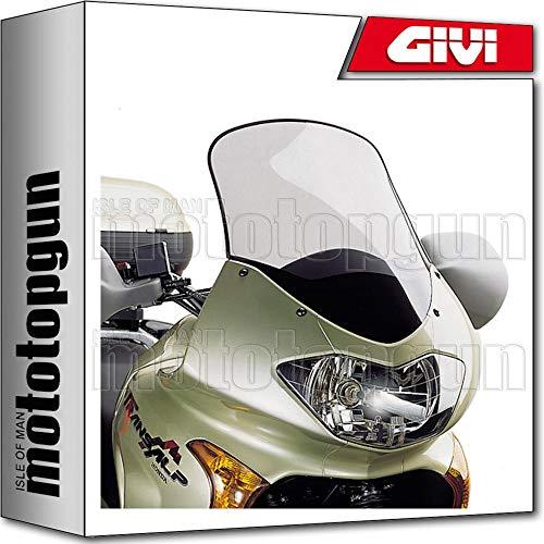GIVI CUPULA D209S COMPATIBLE HONDA XL 650V TRANSALP 2000 00 2001 01 2002 02 2003 03 2004 04