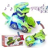 Kinder Spielzeug Jungen, Spielzeug ab 3 4 5 Jahre Geschenke für Kinder 4-6 Jahre Dino Spielzeug Cars Auto Geschenk Junge 2-8 Jahre Kinderspielzeug Dinosaurier Transformers Jungs ab 7-11 Jahre Jungen