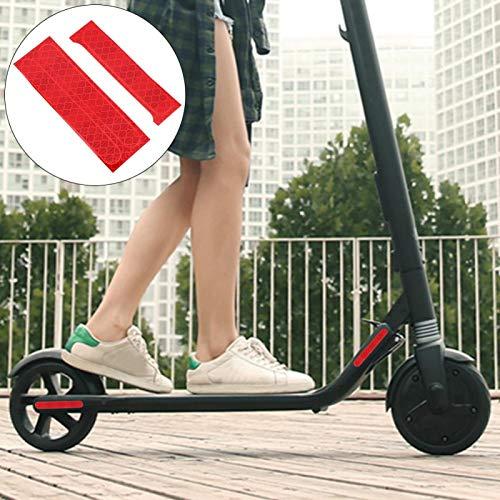 SALUTUYA para Cubierta de neumático de Rueda Trasera, para Scooter eléctrico Xiaomi
