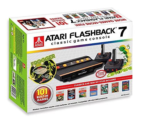 Console Atari Retro Flashback 7 + 101 Jeux - [Edizione: Francia]