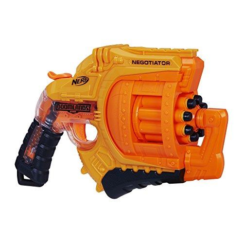 Spielzeugwaffe Hasbro Nerf Doomlands Doppelseitiger Blaster