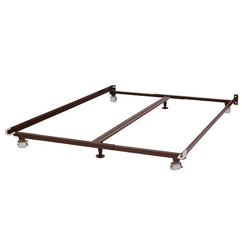 Amazoncom Knickerbocker Metal Bed Frame Fits Twin Full Queen