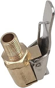 Persiverney Tire Air Chucks Car Air Pump Thread Nozzle Adapter  Car Pump Accessories Fast Conversion Head Clip Type Nozzle